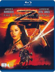 legenden om zorro / the legend of zorro - Blu-Ray