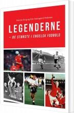 legenderne - bog
