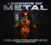 - legends of metal - cd