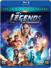 legends of tomorrow - sæson 3 - Blu-Ray