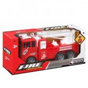 legetøjs brandbil med stige - 31 cm - Køretøjer Og Fly