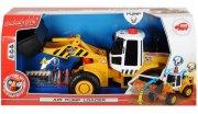 legetøjs gravko / gravemaskine med luftpumpe - 54 cm - Køretøjer Og Fly