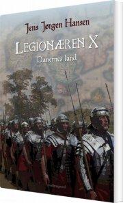 legionæren x - bog
