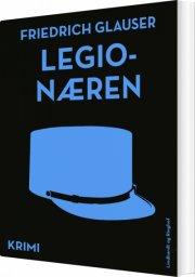 legionæren - bog