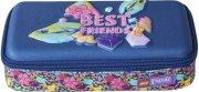 lego 3d penalhus - best friends tekst med blomster - Skole