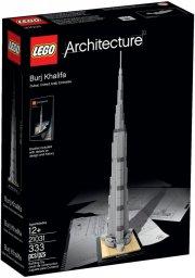 lego architecture - burj khalifa - 21031 - Lego