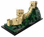 lego architecture - den kinesiske mur - Lego