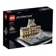 lego architecture - louvre - 21024 - Lego
