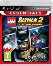 lego batman 2: dc super heroes - essentials - PS3