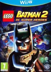 lego batman 2 dc superheroes - wii u