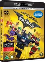 lego batman filmen / the lego batman movie - 4k Ultra HD Blu-Ray
