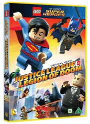 dc comics super heroes: justice league vs. legion of doom - DVD