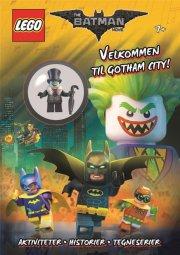 opgavebog - lego batman: velkommen til gotham city! - Kreativitet