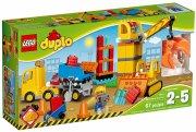 lego duplo 10813 - big construction site / stor byggeplads - Lego