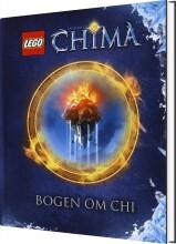 lego chima - bogen om chi - bog