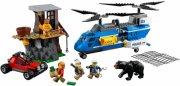 lego city 60173 - anholdelse på bjerget - Lego