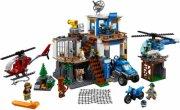 lego city 60174 - bjergpolitiets hovedkvarter - Lego