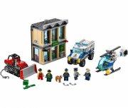 lego city 60140 - bulldozer-indbrud - Lego