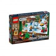 lego city julekalender 2017 - Lego