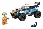 lego city - ørken-rallybil - 60218 - Lego
