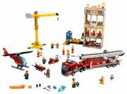 lego city - midtbyens brandvæsen - 60216 - Lego