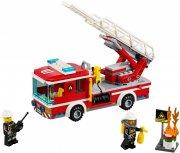 lego city - fire ladder truck - 60107 - Lego