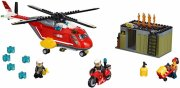 lego city fire response unit 60108 - Lego