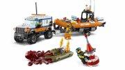lego city 60165 - firhjulstrukket udrykningsenhed - Lego