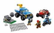 lego city 60172 - jagt på grusvejen - Lego