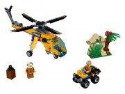 lego city 60158 - junglefragthelikopter - Lego