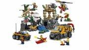 lego city - jungleudforskning - 60161 - Lego