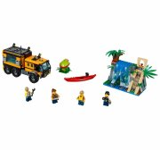 lego city 60160 - mobil jungle mission - Lego