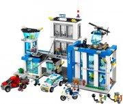 lego city politistation - 60047 - Lego