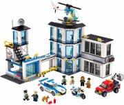 lego city 60141 - politistation - Lego