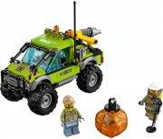 lego city - volcano exploration truck - 60121 - Lego