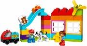 lego duplo - creative construction basket - 10820 - Lego