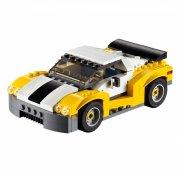 lego creator fast car / bil - 31046 - Lego