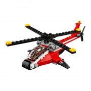 lego creator 31057 - lynhurtig helikopter - Lego