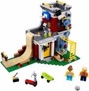 lego creator 31081 - skaterhus - Lego