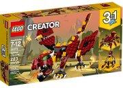 lego creator 31073 - mytiske væsner - Lego