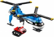 lego creator - twin spin helicopter - 31049 - Lego
