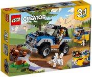 lego creator 31075 - vildmarkseventyr - Lego