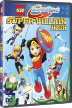 lego dc super hero girls: super-villain high - DVD