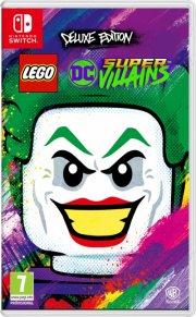 lego dc super villains - deluxe edition - Nintendo Switch