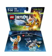 lego dimensions - eris fra chima - fun pack - Lego