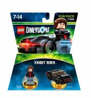 lego dimensions fun pack 71286 - knight rider - Lego