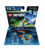 lego dimensions - benny fra lego movie - fun pack - Lego