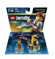 lego dimensions - emmet fra lego movie - fun pack - Lego