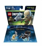lego dimensions - gollum fra ringenes herre - fun pack - Lego