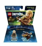 lego dimensions fun packs lord of the rings - legolas - Lego